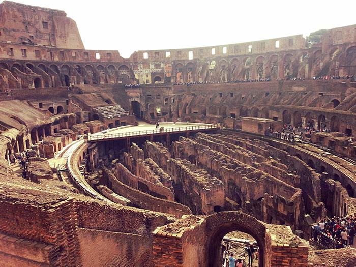 Noleggio affitto deposito Roma